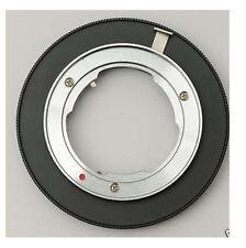 Für Nikon D3x D3s D800 D700 D300 D7000 D3000 Adapter Voigtlander Vitessa T Linse