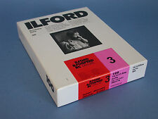 ILFORD Ilfospeed RC Deluxe 13X18cm 5X7in Glossy Grade 3 B&W Paper 100 sheets