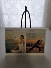 2 Dvd Set: Am & Pm Yoga for Beginners + Hatha & Flow Yoga for Beginners 133 min