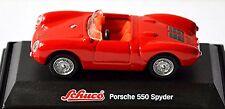 Porsche 550 Spyder 1953-57 - 1:72 rot red
