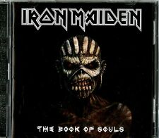 Iron Maiden - The book of souls 2CD (new album/sealed)