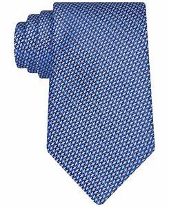 Geoffrey Beene Men's Micro Sun Neat Tie Blue One Size 682875911362 J
