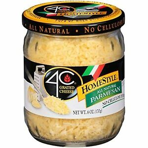 4C HomeStyle Parmesan Grated Cheese