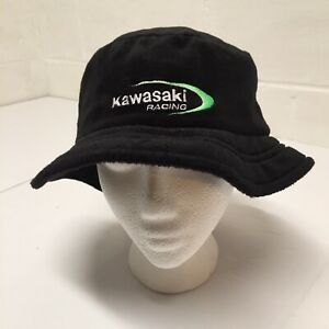 Kawasaki Racing Polyester Microfurr Bucket Hat