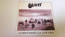 "TAKO ""CONFUNDIO LA LOCURA"" 7"" SPANISH SINGLE VG/VG MBE/MBE"