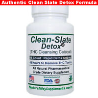THC Clean Slate Detox, 2 Days to Cleanse Metabolites From Your System