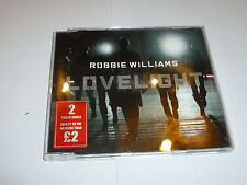 ROBBIE WILLIAMS - Lovelight - 2006 UK 2-track CD single