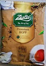 ZESTA PREMIUM BOPF PURE CEYLON 100% FINEST BLACK TEA (50g)