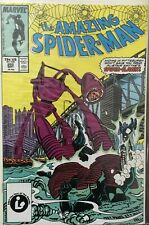 Amazing Spider Man 292 Marve l Comic Book Printed 1987