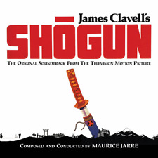 Shogun - 3 x CD Complete Series Score- Limited Edition - Maurice Jarre