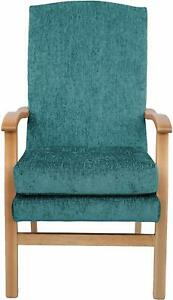 MAWCARE Deepdale Ortopaedic High Seat Chair - 21 x 20 Inches