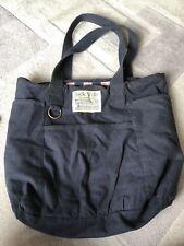 Jack Wills Large Tote Shopper / School Shoulder Bag  in Navy