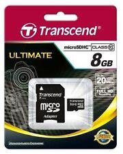 Cartes mémoire Transcend Universel pour téléphone mobile et assistant personnel (PDA)