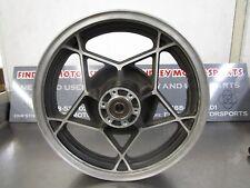 """1980 Suzuki GS750 Rear Wheel Rim Black 16"""" 64111-49100-291"""