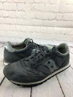 Saucony Jazz Low Pro Running Shoes S2866-169 Grey Men's Size 11.5