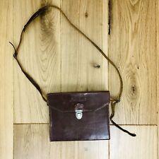 Vintage Admira 8 Leather Brown Camera Case Carry Shoulder Bag