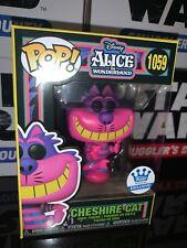 Funko Pop! Vinyl Alice In Wonderland Cheshire Cat Black Light 1059 In Hand