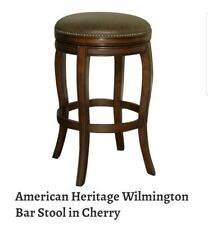 American Heritage Wilmington Bar Stool in Cherry