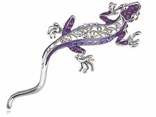 Animal Purple Costume Brooches & Pins