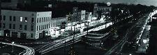 "Columbus, Georgia Christmas 1940. Panoramic Photo 5x14"" FREE SHIPPING!"