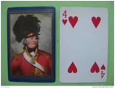 carte à jouer ancienne de collection : LORD SEAFFORTH