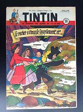 Journal Tintin N° 50 1951 TBE Laudy