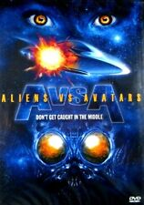 Aliens vs. Avatars: Don't Get Caught in the Middle (New Rare Dvd Sci-Fi *Freeshp