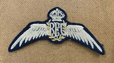 WW1 RFC ROYAL FLYING CORPS PILOTS WINGS GENUINE GREAT WAR PERIOD ORIGINALS.