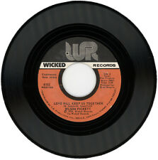 """WILSON PICKETT  """"LOVE WILL KEEP US TOGETHER c/w IT'S GONNA BE GOOD"""""""