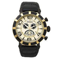 DEDIA Swiss Made Men's A Collection Diamond Watch (Brand New)