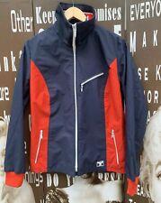 "Mens Vintage Ski Jacket Retro Sport Zip Medium Chest 38-40"" Tenson Swedish"