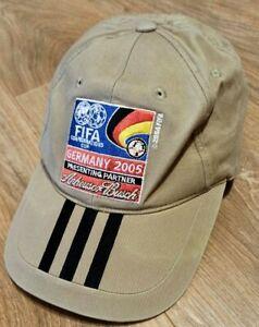 VINTAGE adidas cap HAT  fifa confederation cup 2005 germany