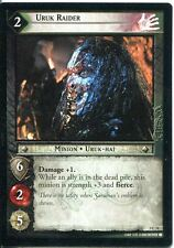 Lord Of The Rings CCG Card RotEL 3.C74 Uruk Raider