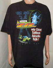 Arctic Cat ZR Snowmobile Vintage T-Shirt (3XL) 1990s Sled Racing Adrenaline Rush