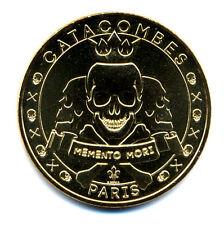 75014 Comptoir des Catacombes 3, Memento Mori, 2015, Monnaie de Paris