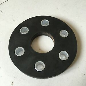 Woods Universal Rubber Flex Coupler Pad disc, P/N 1008140 with bushings