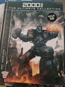 2000ad ultimate collection ABC WARRIORS   THE VOLGAN WAR VOL 1