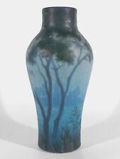 Voir Walter Art Nouveau Art Pottery ° Ecole de Nancy art nouveau céramique vase