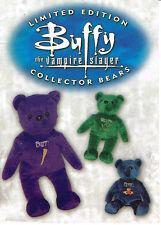 BUFFY THE VAMPIRE SLAYER, BUFFY BEARS PROMO CARD BB-1