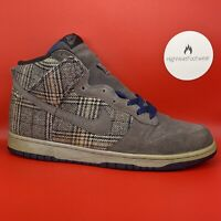 Nike Dunk High Premium Tweed Pack 2007 - UK 10 / US 11 / EU 45