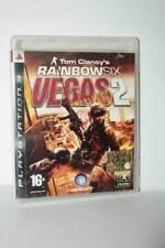 TOM CLANCY'S RAINBOW SIX VEGAS 2 USATO SONY PS3 EDIZIONE INGLESE PAL ML3 55702