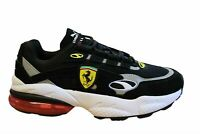 Puma x Scuderia Ferrari Cell Vemon Low Mens Trainers Lace Up Shoes 370338 02