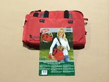 Karlie Cat or Dog Carry Bag No Limit Pet Carrier Red