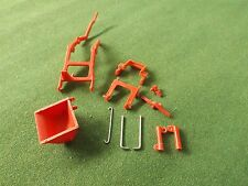 REPRODUCTION BRITAINS 1:32 MASSEY FERGUSON 135 LOADER ASSEMBLE