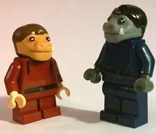 Lego Star Wars Custom Takeel & Zutton, Cantina Alien (Snaggletooth)
