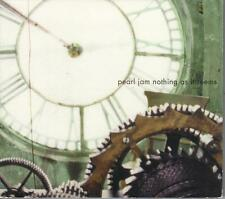 PEARL JAM  Nothing As It Seems  rare promo CD single with GATEFOLD PicCover