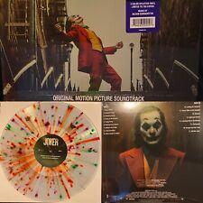JOKER Soundtrack Splatter Vinyl LP Hildur Gudnadottir FYE Exclusive Ltd 750