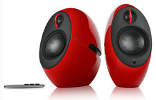 Edifier Luna Eclipse e25 Rosso 74w senza fili Bluetooth ATTIVA TV/Mac/PC ALTOPARLANTI HD