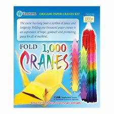 Origami Thousand Cranes Set