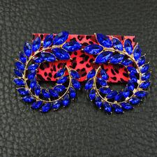 Betsey Johnson Fashion Jewelry Delicate Shining Crystal Stud Earrings